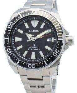 改装されたセイコープロスペックスSRPB51 SRPB51J1 SRPB51J日本製スキューバダイバー200 Mメンズ腕時計