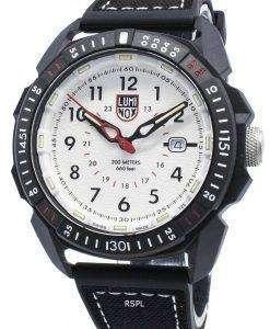 Luminox Ice-Sar Arctic 1000 XL.1007クォーツ200Mメンズ腕時計