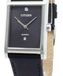 シチズンクォーツBH3001-14Hダイヤモンドアクセントメンズ腕時計