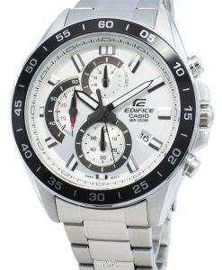カシオエディフィスEFV-550D-7AV EFV550D-7AVクォーツクロノグラフメンズ腕時計