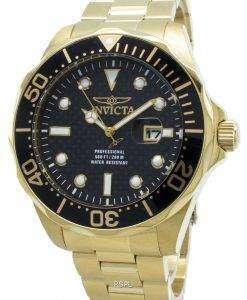インビクタプロダイバー14356クォーツ200 Mメンズ腕時計