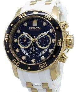 インビクタプロダイバースキューバ20289クロノグラフクォーツメンズ腕時計