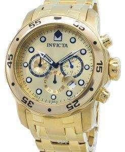 インビクタプロダイバー21924クロノグラフクォーツ200 Mメンズ腕時計