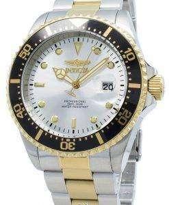 インビクタプロダイバー22059クォーツ200 Mメンズ腕時計