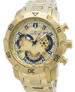インビクタプロダイバー22761タキメータークォーツメンズ腕時計