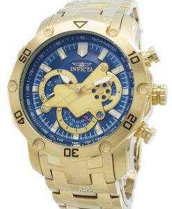 インビクタプロダイバー22765クロノグラフクォーツメンズ腕時計