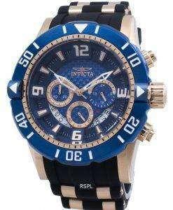 インビクタプロダイバー23713クロノグラフクォーツ200 Mメンズ腕時計