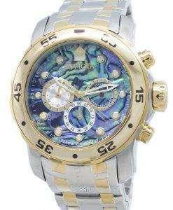 インビクタプロダイバー24836クロノグラフクォーツメンズ腕時計