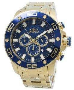 インビクタプロダイバー26078クロノグラフクォーツメンズ腕時計