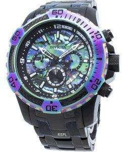 インビクタプロダイバー26322クロノグラフクォーツメンズ腕時計