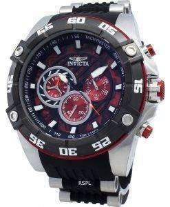 インビクタスピードウェイ27252クロノグラフクォーツメンズ腕時計