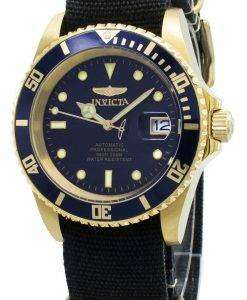 インビクタプロダイバー27625自動200 Mメンズ腕時計