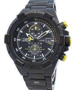 インビクタアビエイター28110クロノグラフクォーツ100 Mメンズ腕時計