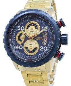 インビクタアビエイター28148クロノグラフクォーツメンズ腕時計