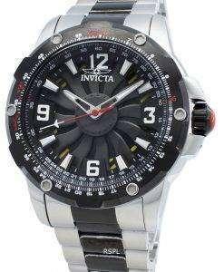 インビクタS1ラリー28288自動タキメーターメンズ腕時計