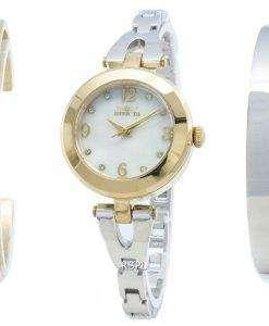 インビクタエンジェル29335ダイヤモンドアクセントクォーツレディース腕時計
