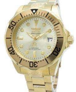 インビクタプロダイバー3051自動300 Mメンズ腕時計