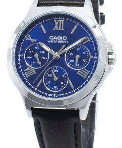 カシオEnticer LTP-V300L-2A2 LTPV300L-2A2クォーツレディース腕時計