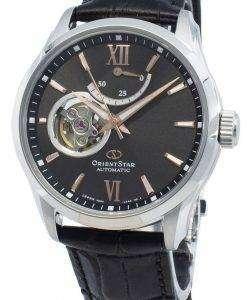 オリエントスターRE-AT0007N00B自動パワーリザーブメンズ腕時計