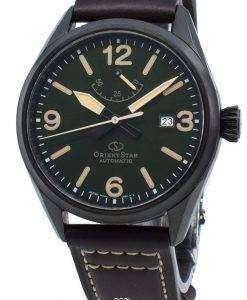 オリエントスターRE-AU0201E00B自動パワーリザーブメンズ腕時計