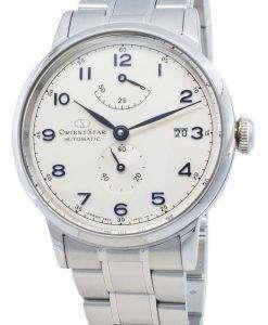 オリエントスターRE-AW0006S00B自動パワーリザーブメンズ腕時計