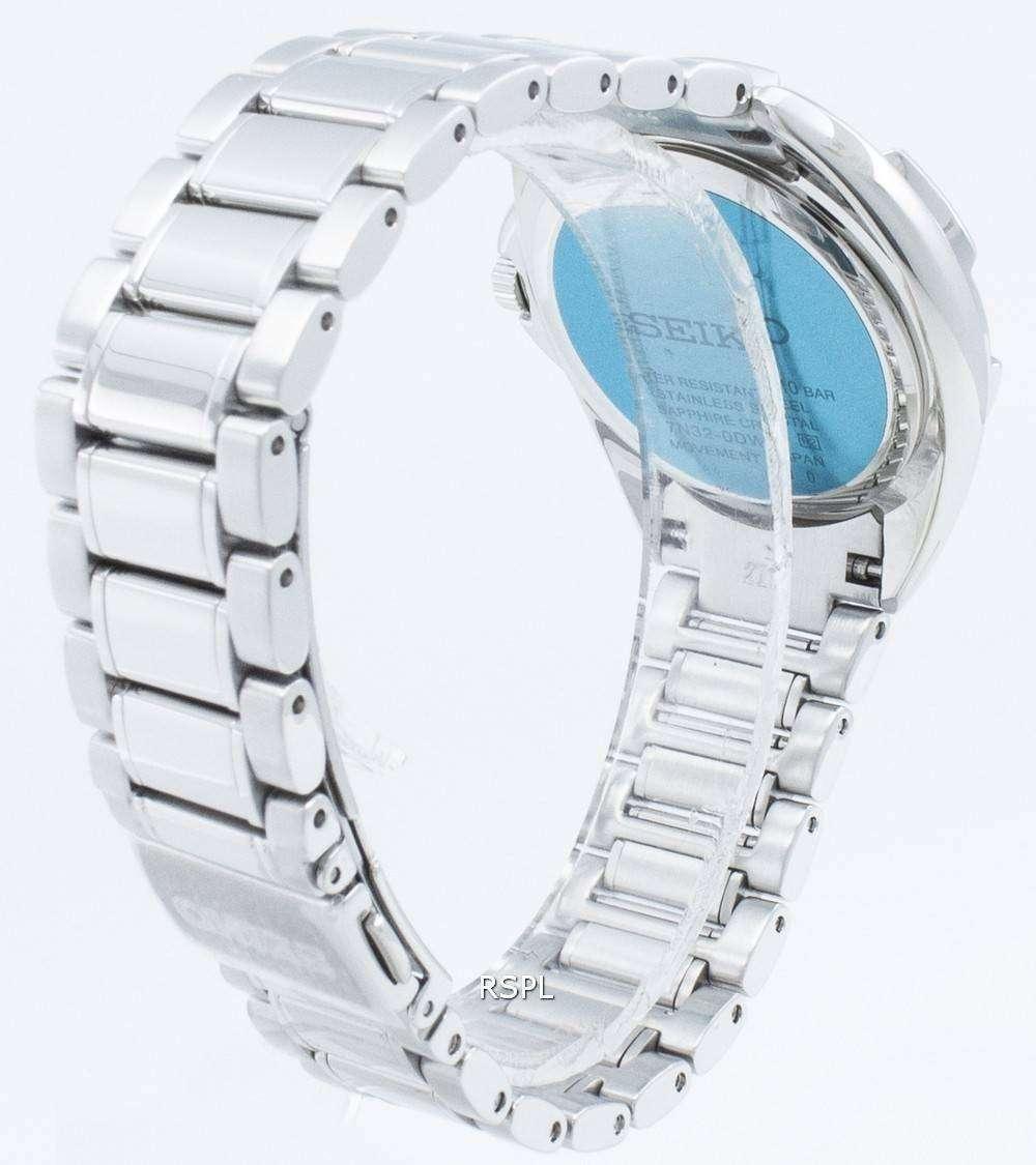 セイコークラシックSKK881P SKK881P1 SKK881ダイヤモンドアクセントクォーツレディース腕時計