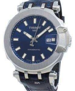 ティソTレースT115.407.17.041.00 T1154071704100自動メンズ腕時計