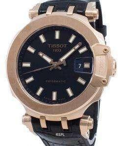 ティソTレースT115.407.37.051.00 T1154073705100自動メンズ腕時計