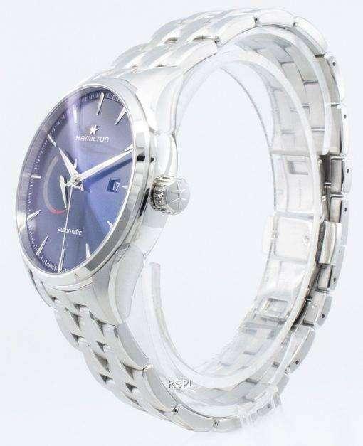 ハミルトンジャズマスターH32635141パワーリザーブ自動メンズ腕時計