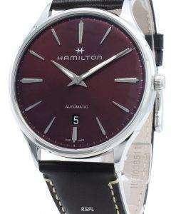 ハミルトンジャズマスターシンラインH38525771自動巻きメンズ腕時計