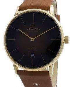 ハミルトンジャズマスターイントラマティックH38735501自動巻きメンズ腕時計