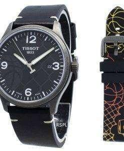 ティソゲントXL T116.410.36.067.00 T1164103606700クォーツメンズ腕時計
