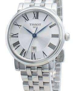 ティソカーソンプレミアムT122.210.11.033.00 T1222101103300クォーツレディース腕時計