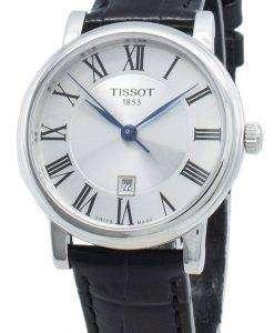 ティソカーソンプレミアムT122.210.16.033.00 T1222101603300クォーツレディース腕時計