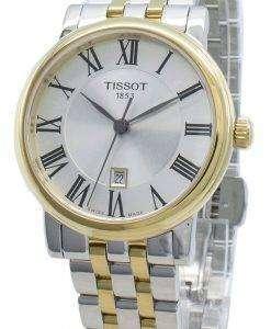 ティソカーソンプレミアムT122.210.22.033.00 T1222102203300クォーツレディース腕時計