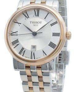 ティソカーソンプレミアムT122.210.22.033.01 T1222102203301クォーツレディース腕時計
