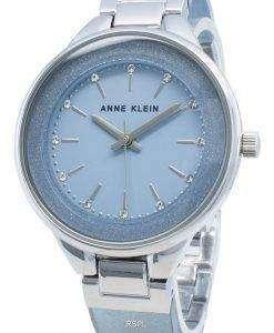 アンクラインダイヤモンドアクセント1409LBSVクォーツレディース腕時計