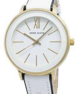 アンクライン3252WTBKクォーツレディース腕時計