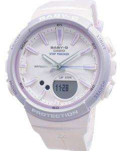 カシオBaby-G BGS-100SC-4Aステップトラッカーレディース腕時計