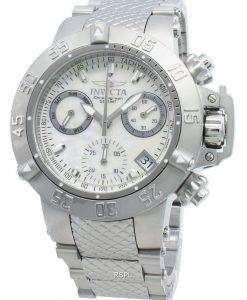 インビクタSubaqua 30477クロノグラフクォーツ500 Mレディース腕時計