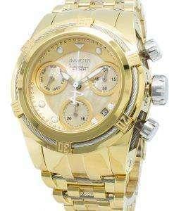 インビクタリザーブ30526クロノグラフクォーツ200 Mレディース腕時計