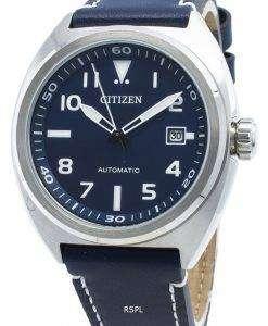 シチズン自動NJ0100-20Lメンズ腕時計