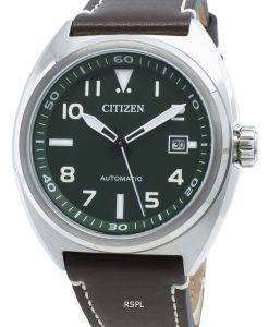 シチズン自動NJ0100-38Xメンズ腕時計