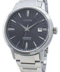 シチズン自動NJ2180-89Hチタンメンズ腕時計