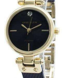 アンクライン3003GPBLクォーツレディース腕時計