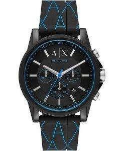 アルマーニエクスチェンジアウターバンクAX1342クロノグラフクォーツメンズ腕時計