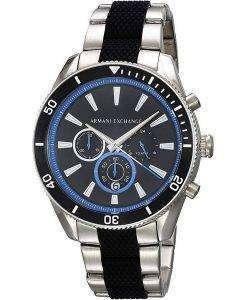 アルマーニエクスチェンジAX1831クロノグラフクォーツメンズ腕時計