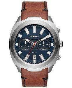 ディーゼルタンブラーDZ4508クロノグラフクォーツメンズ腕時計