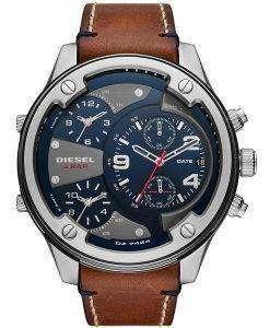 ディーゼルボルトダウンDZ7424クロノグラフクォーツメンズ腕時計