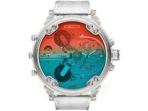 ディーゼルMr Daddy 2.0 DZ7427クォーツメンズ腕時計